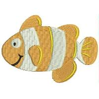 Cartoon Embroidery Design # CD19
